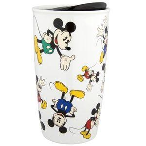 Mickey Mouse Ceramic Tumblr